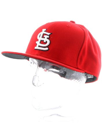 New Era MLB St Louis Cardinals On Field Game Cap