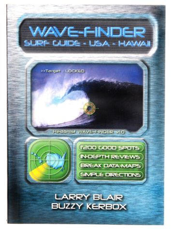 Wave-Finder Surf Guide Wave-Finder- USA & Hawaii