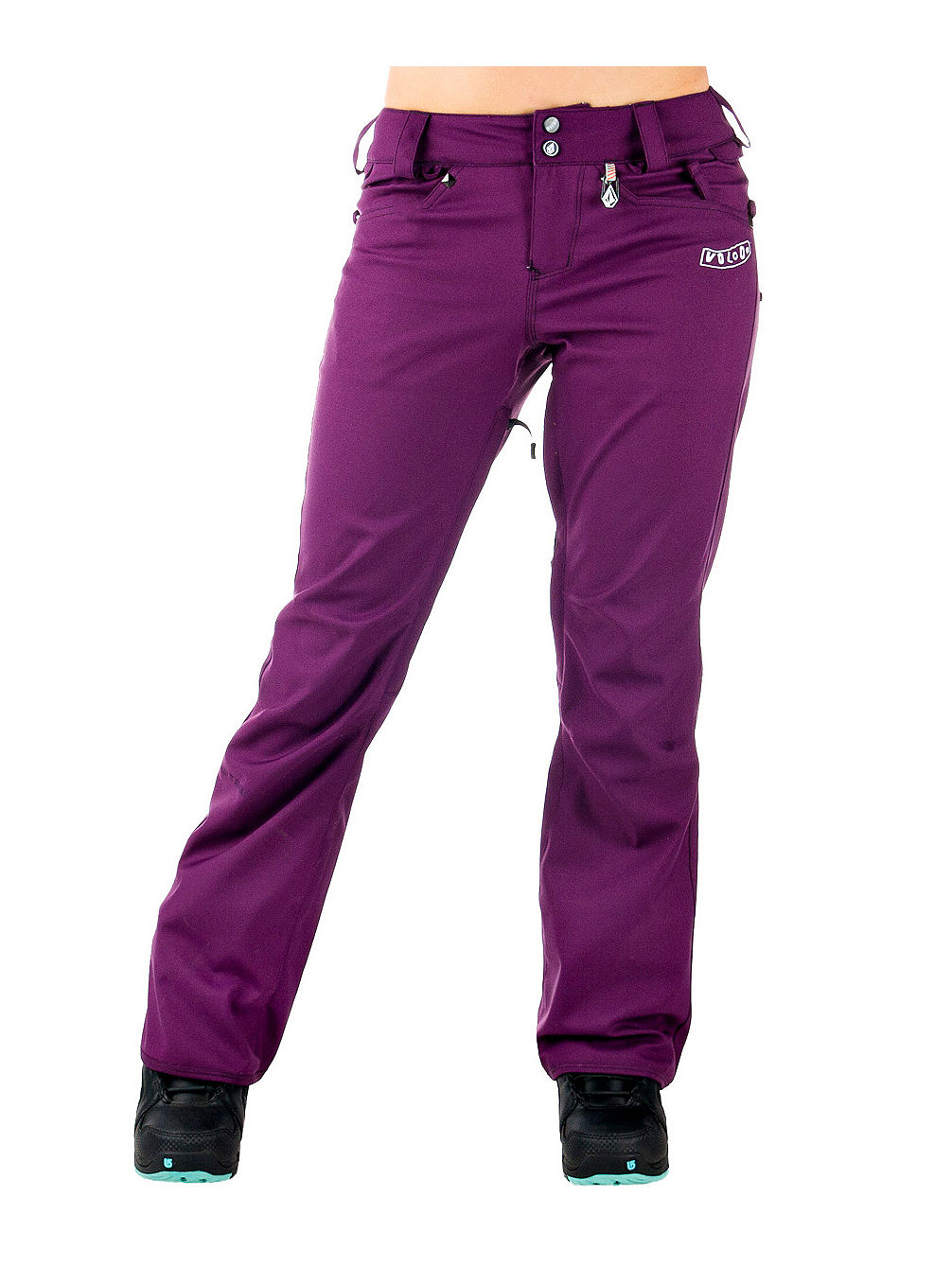 District Stretch Pant Women
