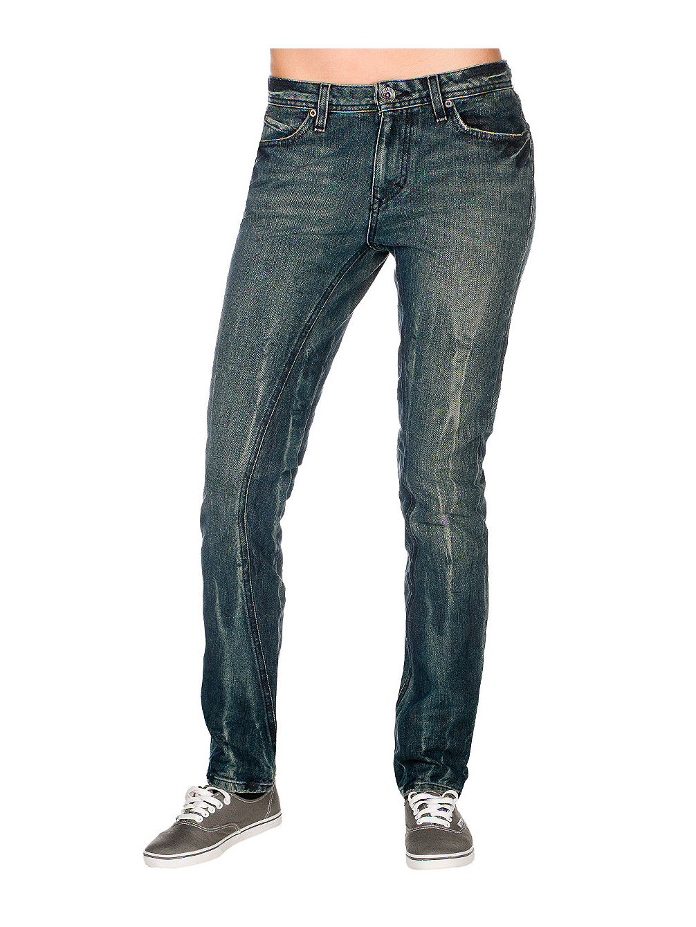 On The Road Slim Slouch Jeans Women