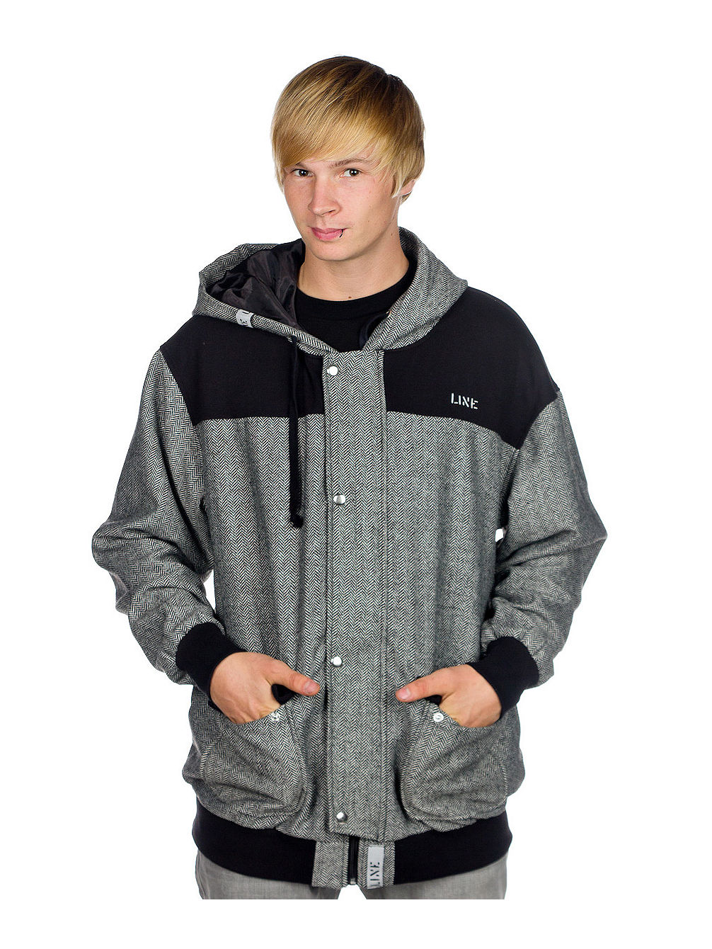 Foundation Zip Hood