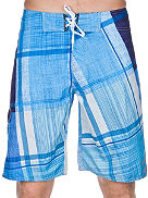 Plaid Zero Boardshort