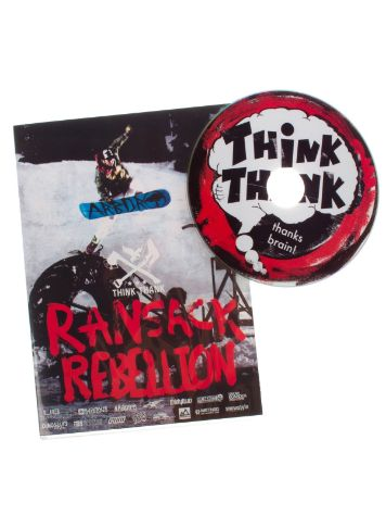 Kids Know Ransack Rebellion DVD