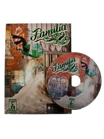 Kids Know Familia 2 DVD
