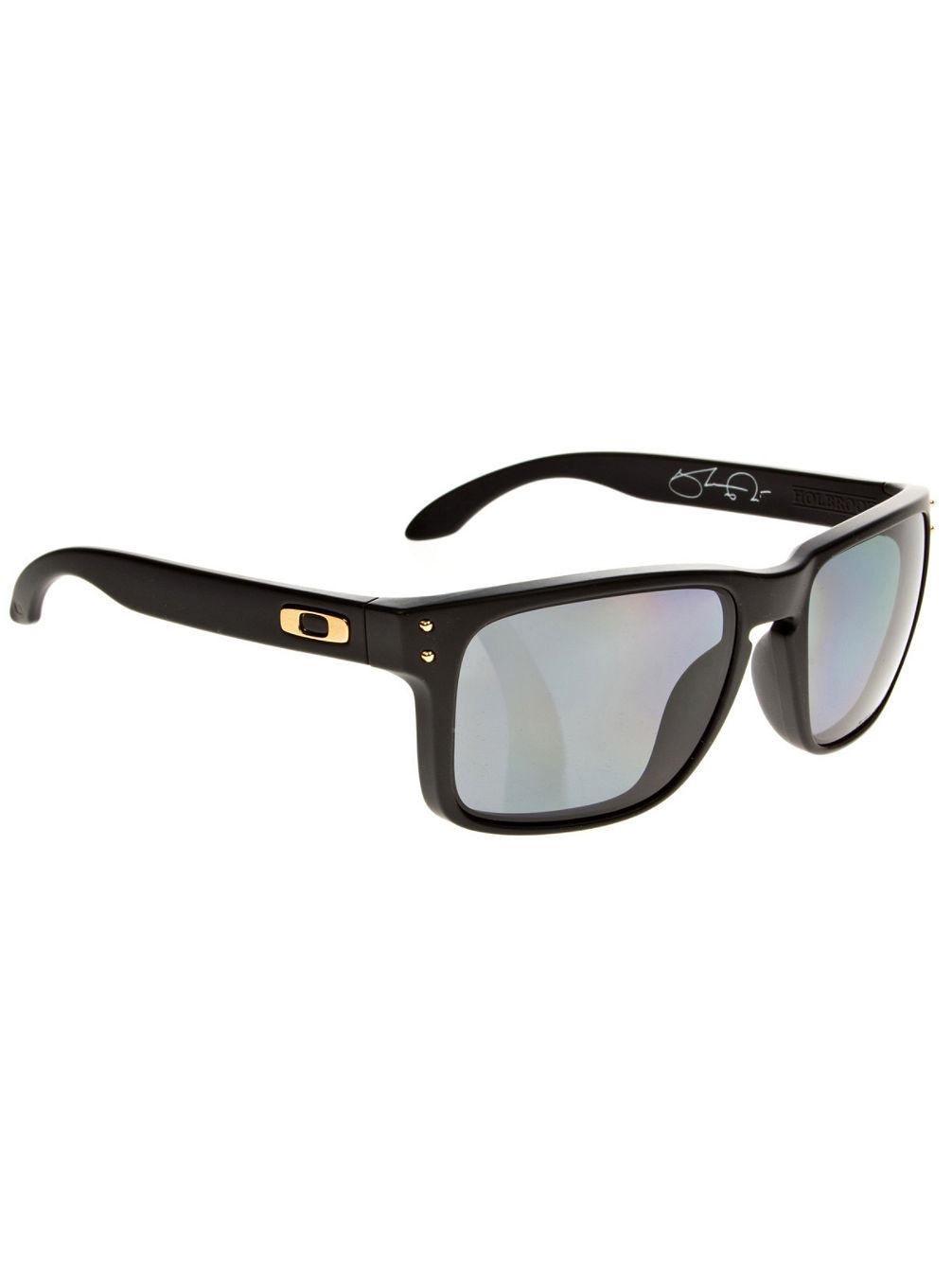 65a2044ddef1d Oakley Holbrook Matte Black Lens Warm Grey