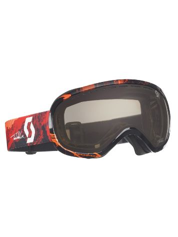 Scott Off-Grid Tom Wallisch Black/Orange