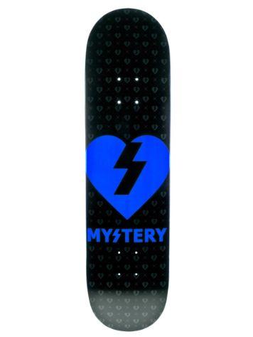 Heart Blue 7.875