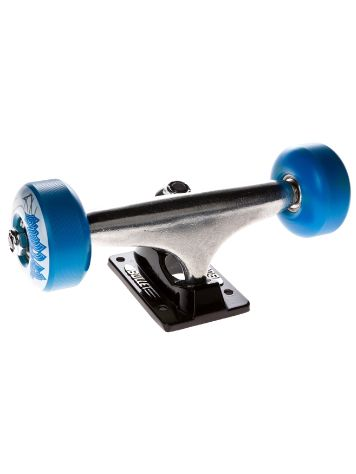 127 Truck Assembly silver/black 53mm