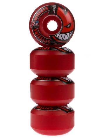 Spitfire F1 Streetburners Bighead red 52mm