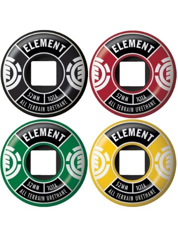 Element Divided Rasta Slim 52mm