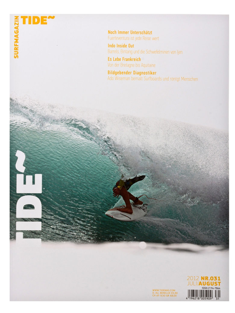 B�cher Tide Tide Issue 31 vergr��ern