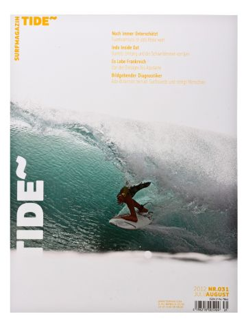 Tide Tide Issue 31