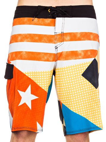 Quiksilver Young Guns Echo 21 Boardshorts