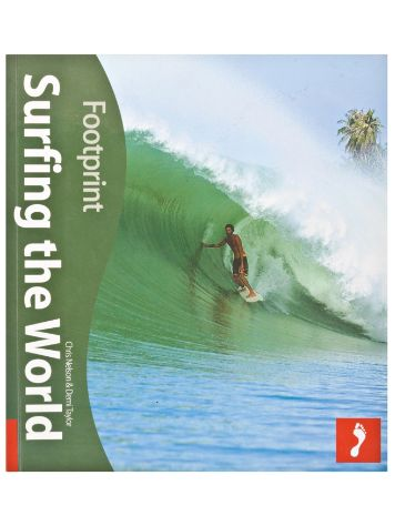 "Surf Guide Footprint Surfing ""The World"""