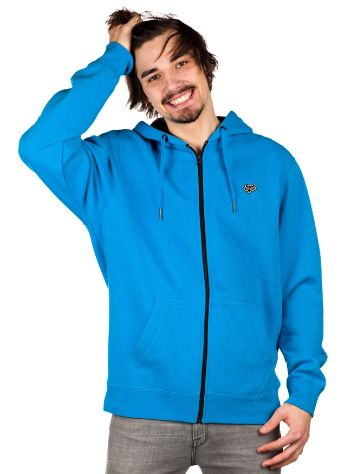 Fox Mr. Clean Superior Front Zip Hoodie