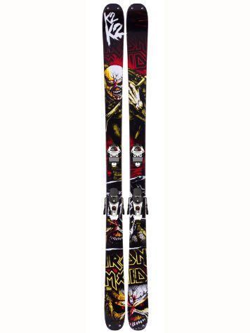 Oferta: K2 Iron Maiden Griffon 13 Set 174 2013