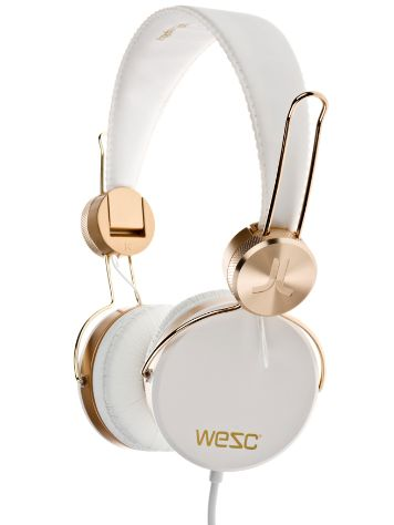 WeSC Banjar Golden Headphones