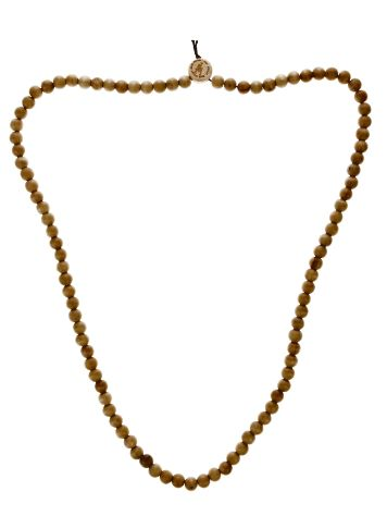 Wood Fellas Pearl Necklace 9mm