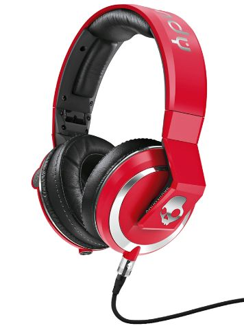 Skullcandy MM DJ Red w/ Micro 3