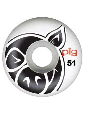 Pig Wheels Head 51mm