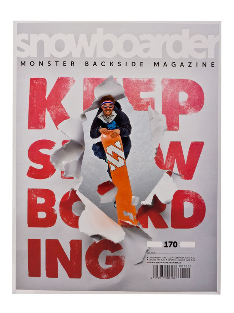 Snow Magazin MBM MBM#170Monster vergr��ern