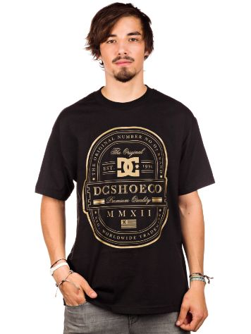 DC Rd Lux Label T-Shirt