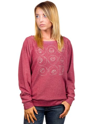 DC Wheel Top Crew Sweater