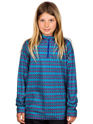 Burton Heartbreaker 1/4Zip Tech Shirt LS Girls