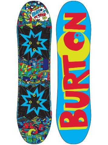 Burton Chopper 080 2015 Boys