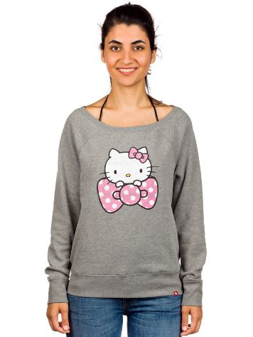Vans Polka Dot Hello Kitty Bow Sweater