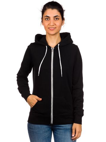 Zine Girls Basic Full Zip Hoodie