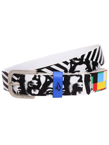 Volcom Scattered PU Belt