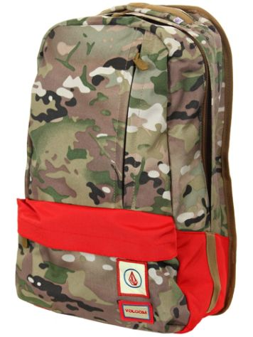 Volcom Basis Camo Backpack