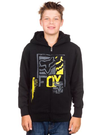 Fox Evanite Sherpa Zip Hoodie Boys