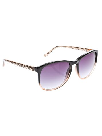 Roxy Josephine black transparent