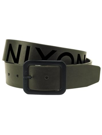 Nixon De Facto II Belt