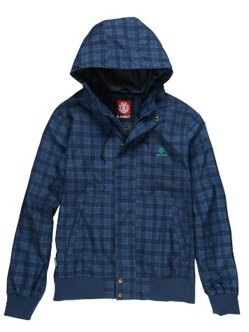 Element Plymouth Print Windbreaker