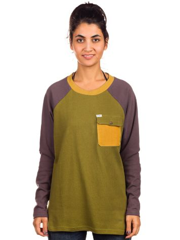 RVCA Hunter T-Shirt LS