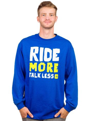 Ride Ride More T-Shirt LS