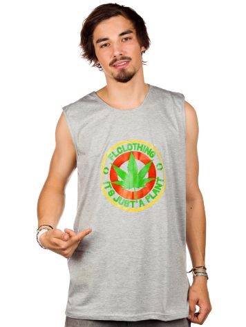 FL Clothing Leaf Tank Top