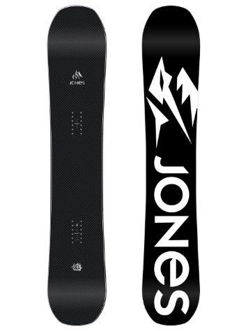 Jones Snowboards Flagship Carbon 161 2014