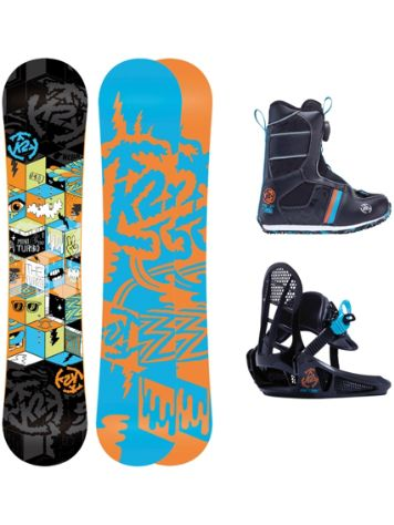 K2 Grom Small 2014 Youth