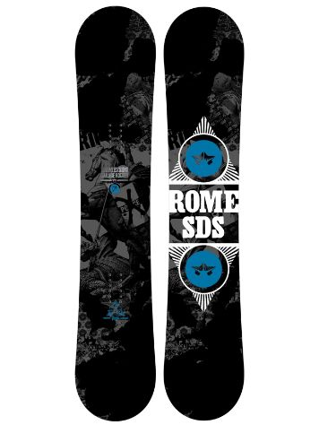 Rome Garage Rocker Wide 154 2014