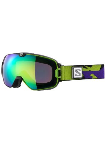 Salomon X-Tend 12 Mirror Green/Purple Solar