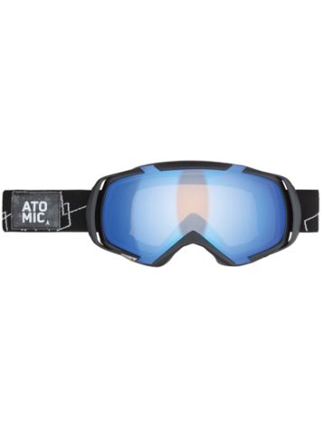 Atomic Revel¦ M Black/Lt Blue Mirror