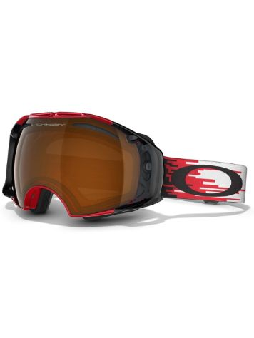 Oakley Airbrake Hyperdrive Red