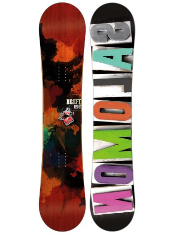 Salomon Mini Drift Rocker 139 2014 Youth