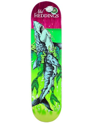 Creature Cove N.Heddings 8.0 Deck