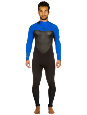 Rip Curl Flashbomb 3/2 Gb Back Zip Wetsuit