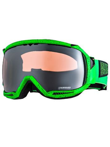 Quiksilver Hubble Mirror green